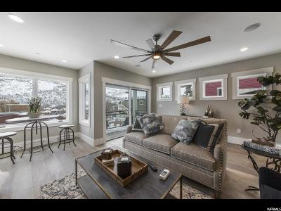 Park City Single Family Home For Sale: 1202 Empire Ave #44