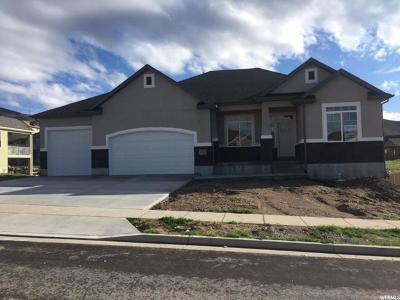 Tooele Single Family Home For Sale: 1282 E Via La Costa #52