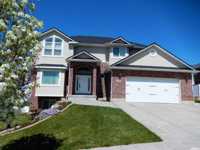 Perry Single Family Home For Sale: 84 W 1550 S