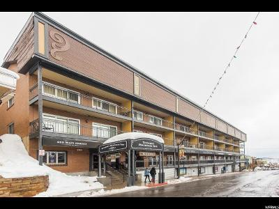 Park City Condo For Sale: 255 Main St #A-8