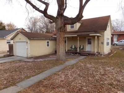 Logan Single Family Home For Sale: 491 E 800 N