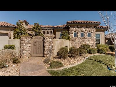 luxury homes for sale in st george ut