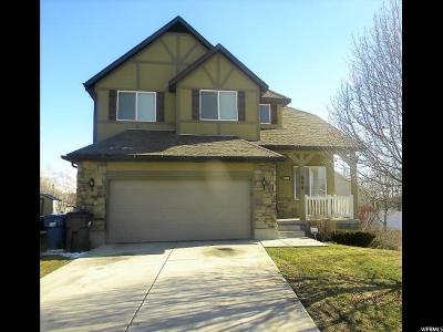 Pleasant Grove Single Family Home For Sale: 446 E Harvest Moon Dr