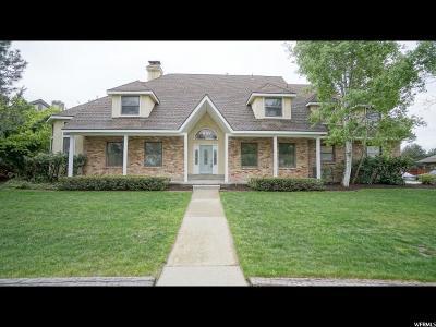 Sandy Single Family Home For Sale: 13 S Northridge Way
