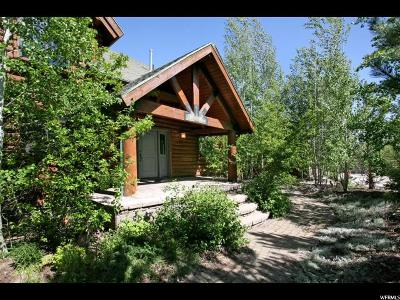 Springville Single Family Home For Sale: 1617 N Hobble Creek Haven Rd E