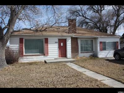 Single Family Home For Sale: 330 N Main St.