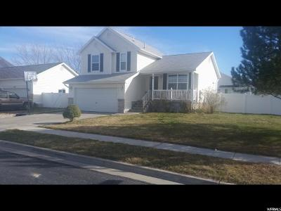 Stansbury Park Single Family Home For Sale: 34 Merion Dr