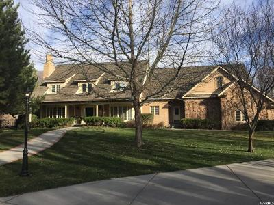 Orem Single Family Home For Sale: 1056 E Riverside Ln S