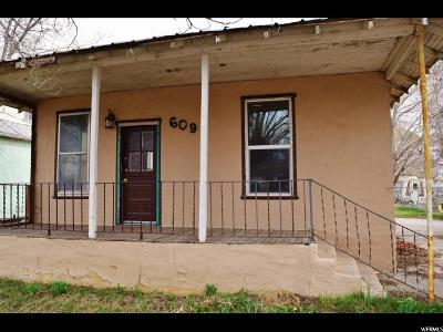 Price UT Single Family Home For Sale: $31,500