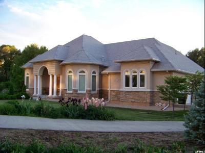 Willard Single Family Home For Sale: 24 W 400 N