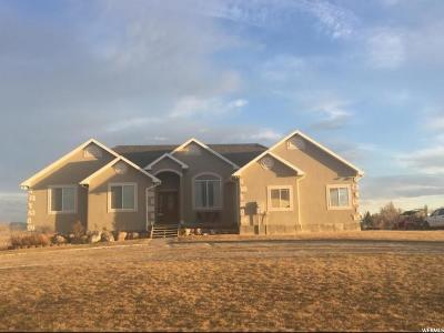 Cleveland UT Single Family Home For Sale: $260,000