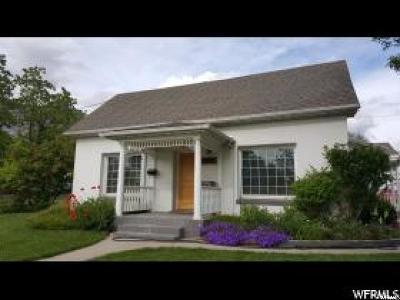 Pleasant Grove Single Family Home For Sale: 298 N 100 E