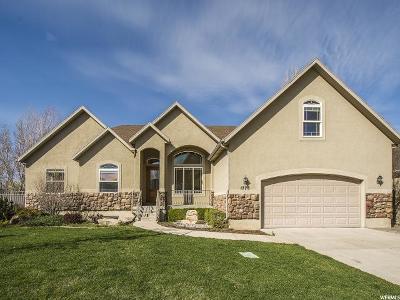 Springville Single Family Home For Sale: 1778 E Cobblestone Rd S
