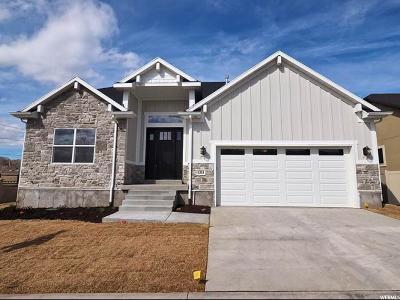 Draper Single Family Home For Sale: 1311 E Ballard Cv #101