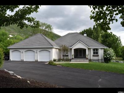 Draper Single Family Home For Sale: 1972 E 12200 S