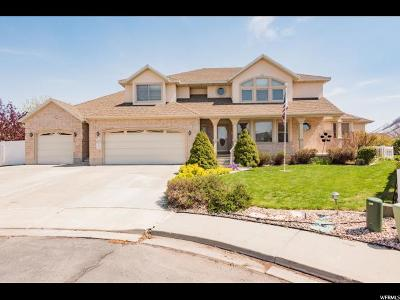 Spanish Fork UT Single Family Home For Sale: $598,900