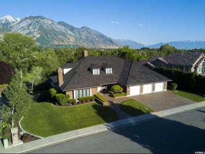 Orem Single Family Home For Sale: 621 S River Breeze Dr. E