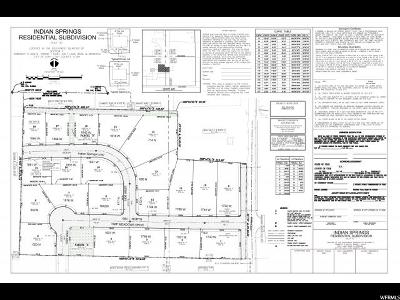 Lehi Residential Lots & Land For Sale: 1853 W Indian Springs Loop W