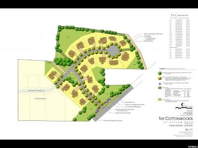 Nibley Residential Lots & Land Backup: 122 E 4030 S