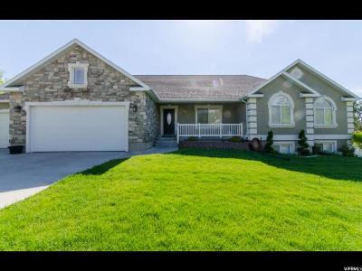 Mendon Single Family Home For Sale: 550 N 100 E