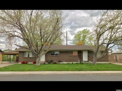 Orem Multi Family Home For Sale: 377 W 310 N