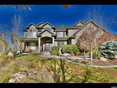Draper Single Family Home For Sale: 12862 S Somerlin Dr