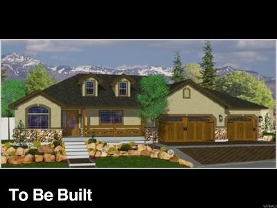 Grantsville Single Family Home For Sale: 821 E Sunset View Rd #724