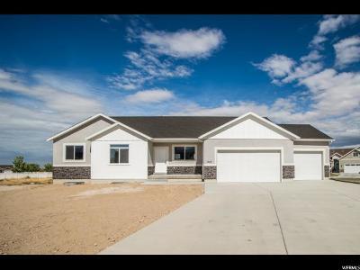 Grantsville Single Family Home For Sale: 925 S Zachary Ct E #123