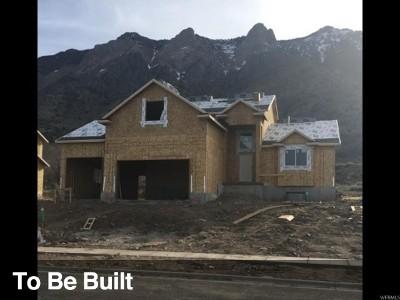 Willard Single Family Home For Sale: 739 S 225 E