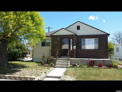 Price UT Single Family Home For Sale: $117,500