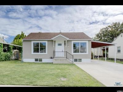 Provo Single Family Home For Sale: 1032 E 360 S