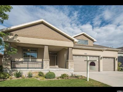Lehi Single Family Home For Sale: 2655 N Turnberry Ct