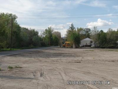 Commercial Lots & Land For Sale: 600 S 100 W