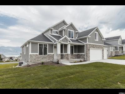 Saratoga Springs Single Family Home For Sale: 2178 S Beretta Dr