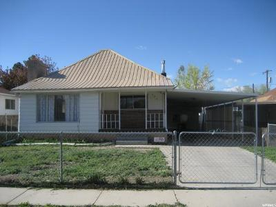 Price UT Single Family Home For Sale: $99,500