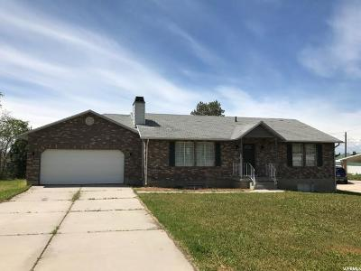 Perry Single Family Home For Sale: 2050 S Highway 89 Hwy W
