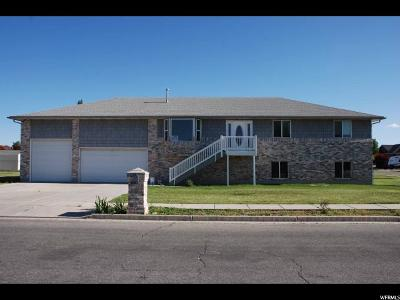 Clinton Single Family Home For Sale: 3433 W 1500 N