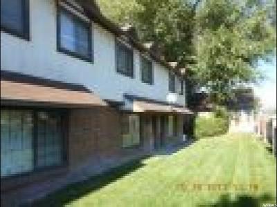 Salt Lake City Multi Family Home For Sale: 2300 S 700 E