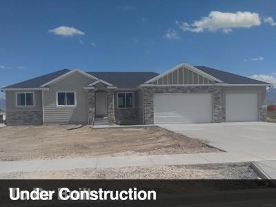 Grantsville Single Family Home For Sale: 685 S Gold Dust Rd #739