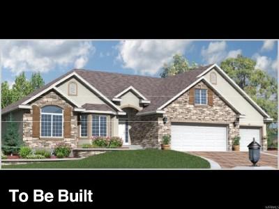 Grantsville Single Family Home For Sale: 688 S Gold Dust Rd E