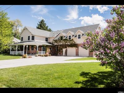 Smithfield Single Family Home For Sale: 230 E 50 N