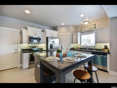 Eagle Mountain Single Family Home For Sale: 3775 E Cunninghill Dr