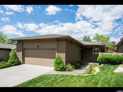 Salt Lake City Single Family Home For Sale: 3655 Oakrim Way