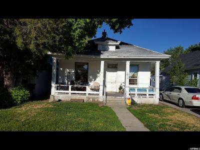 Ogden Multi Family Home For Sale: 2820 Adams Ave.