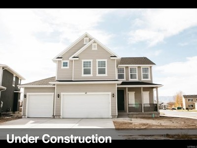 Vineyard Single Family Home Under Contract: 49 N 350 E #10 W