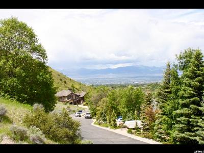 Sandy Residential Lots & Land For Sale: 3802 E Catamount Ridge Rd