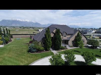 Lehi Single Family Home For Sale: 2375 W 780 N