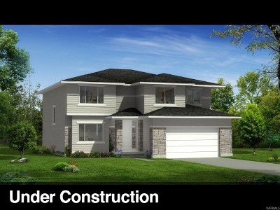 Vineyard Single Family Home Under Contract: 180 N 50 E #29 PS