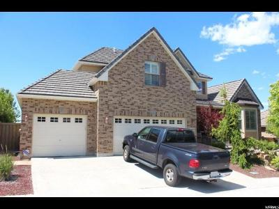 Lehi Single Family Home For Sale: 4615 N Pheasant Ridge Trl W