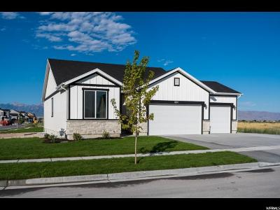 Stansbury Park Single Family Home For Sale: 6409 N Black Ridge Dr #213